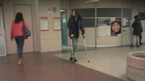 (4:30 video) Italian real crutching 1