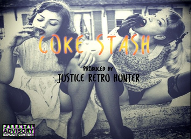 Coke Stash Prod. Justice Retro Hunter