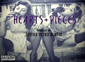 Hearts & Pieces Prod. Justice Retro Hunter