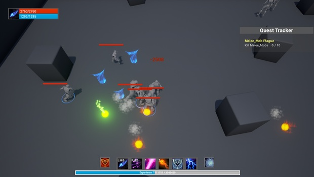 Action RPG Toolkit