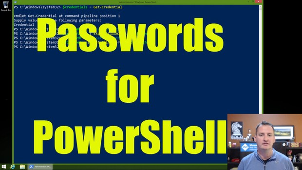 Companion PowerShell for Passwords for PowerShell