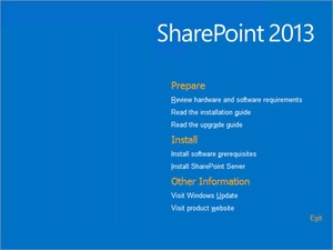 SharePoint 2013 Configuration Guide