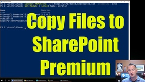 Copy file share with metadata to SharePoint Online - Premium Function