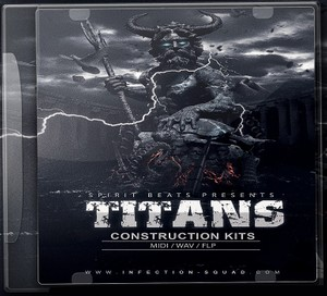 Spirit Beats - Titans [MIDI | WAV | FLP]