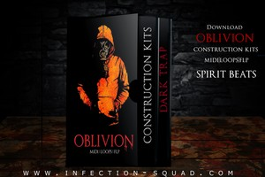 Oblivion | Dark Trap Construction Kits