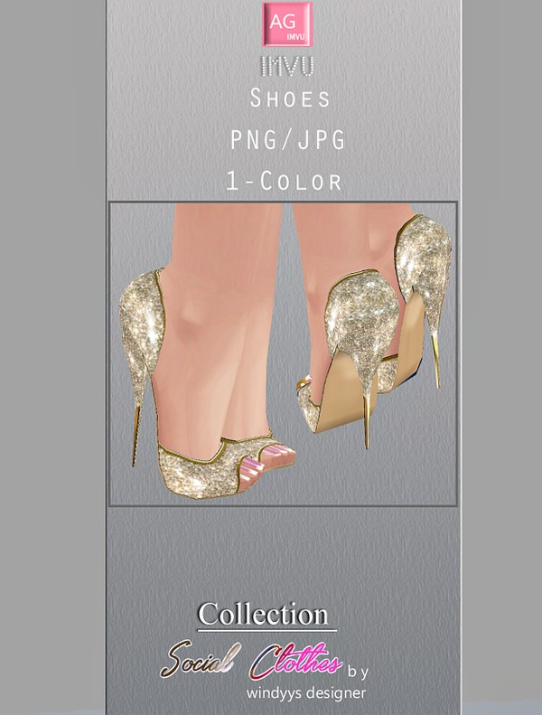 ❀ Shoes ❀-145