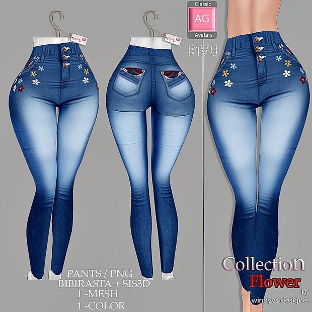 ► Pants│178-01◄