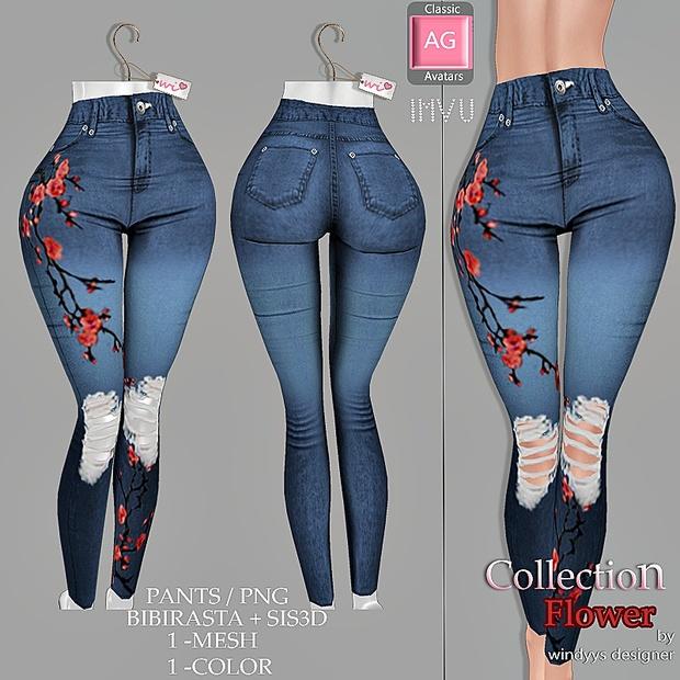 ► Pants│178-04◄
