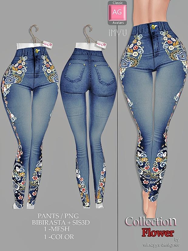 ► Pants│178-02◄