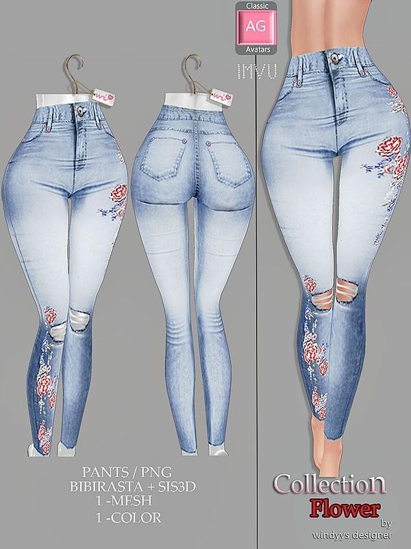 ► Pants│178-03◄