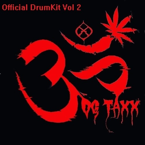 OG Taxx of 808 MAFIA Drum Kit VOLUME 2