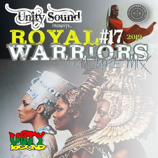 [Single-Track Download] Unity Sound - Royal Warriors v17 - Culture Mix Feb 2019