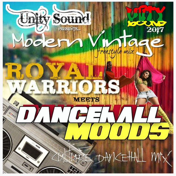 Multi-Tracked Download] Unity Sound - Royal Warriors - Unity