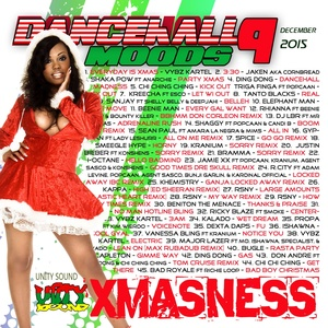 [Single-Track Download] Unity Sound - Dancehall Moods v9 - Xmasness - 2015