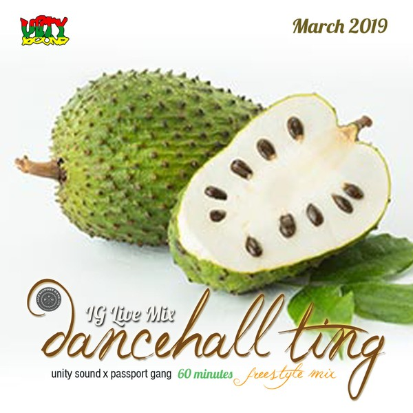 [Single-Track Download] Unity Sound - Dancehall Ting v6 - IG Live Mix - March 2019