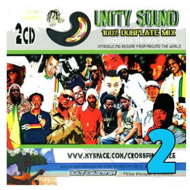 [Multi-Tracked Download] - Pt2 - Unity Sound - Leaders of the New School - 100% Dubplate Mix - 2008