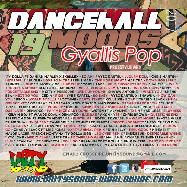 Single-Tracked Download] Unity Sound - Dancehall Mood
