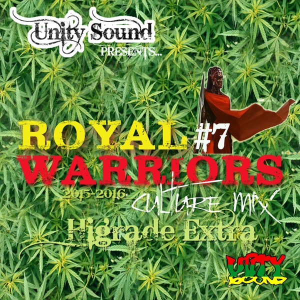 [Multi-Tracked Download] Unity Sound - Royal Warriors v7 - Culture Mix 2016
