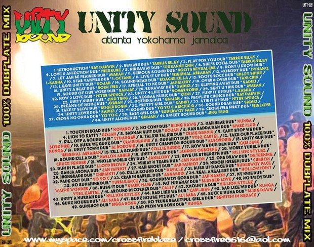 [Single-Track Download] - Pt2 - Unity Sound - Leaders of the New School - 100% Dubplate Mix - 2008