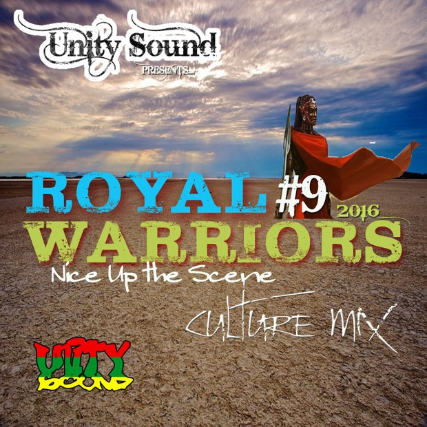 [Single-Tracked Download] Unity Sound - Royal Warriors 9 - Culture Mix - August 2016