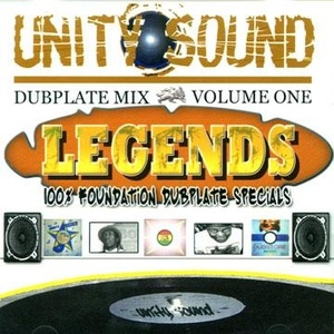 [Single-Track Download] Unity Sound - Dubplate Mix Volume One - Legends Mix
