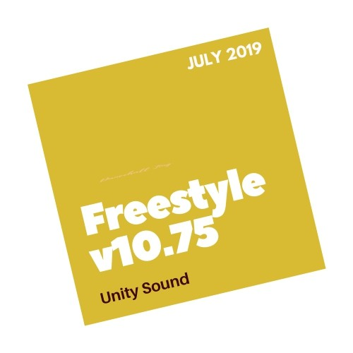 [Single-Track Download] Unity Sound - Dancehall Ting v10.75 - Freestyle Mix - July 2019