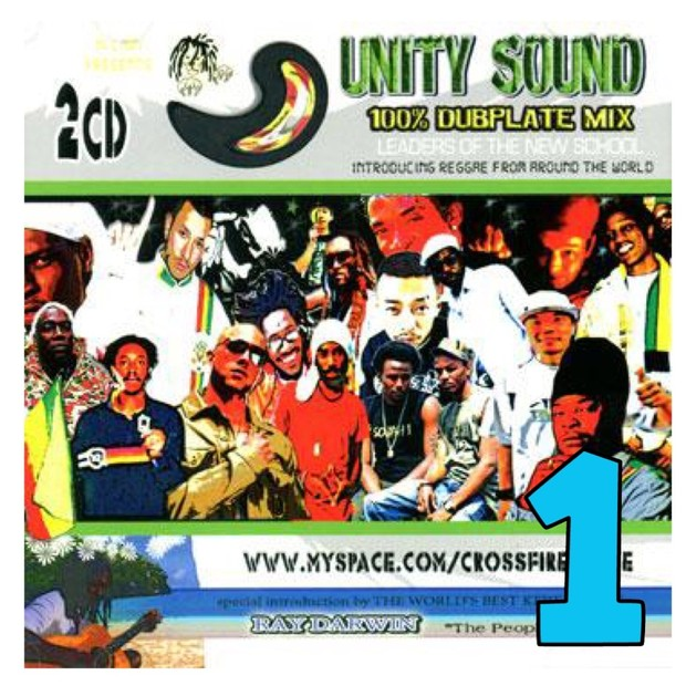 [Multi-Tracked Download] - Pt1 - Unity Sound - Leaders of the New School - 100% Dubplate Mix - 2008