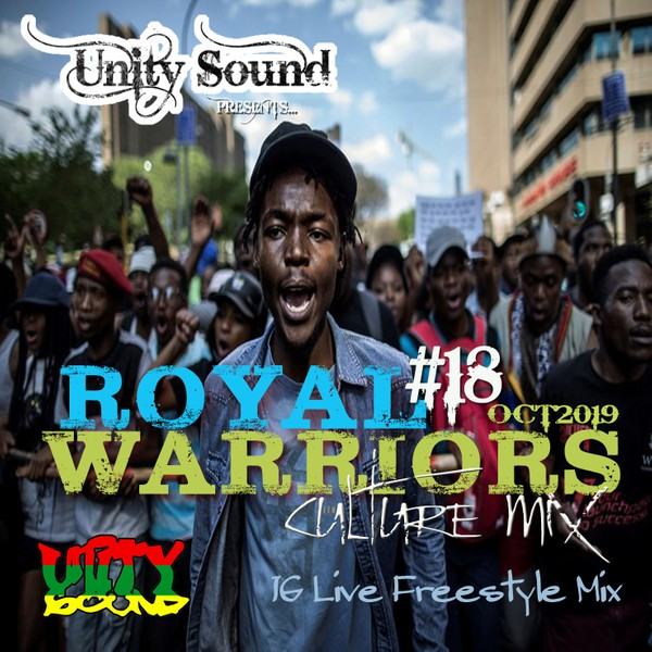 [Single-Track Download] Unity Sound - Royal Warriors v18 - Oct 2019