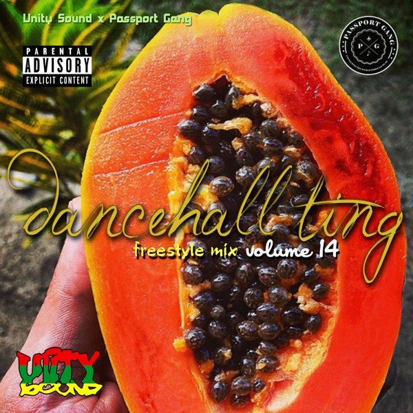 [Single-Track Download] Unity Sound - Dancehall Ting v14 - Freestyle Mix - Dec 2019