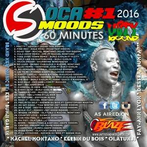 [Single-Tracked Download] Unity Sound - Soca Moods v1 - Soca Mix 2016