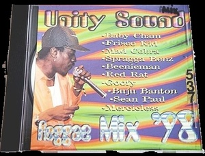 [Single-Tracked Download] Unity Sound - Reggae Mix 98 (Dancehall)