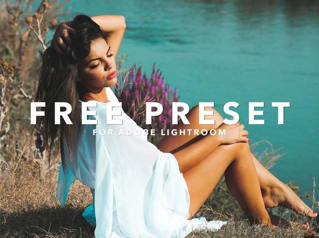 FREE Lightroom Preset - Creaslim