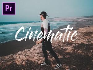 Cinematic LUT 2018