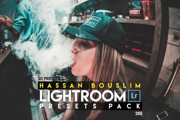 20 Lightroom Presets Pack   Instagram Style
