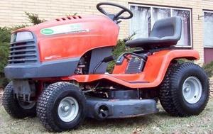 John Deere L1642, L17.542, L2048 and L2548 Scotts Lawn Tractor Service Repair Technical Manual
