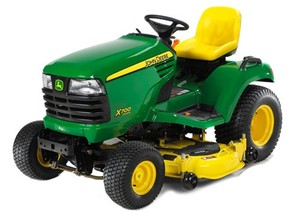 John Deere X700, X720, X724 and X728 Lawn Garden Tractor Technical Manual
