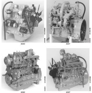 John Deere 3029 4039, 4045 6059, 6068 Engines (Saran) Service Repair Technical Manual