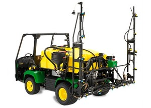 John Deere Sprayer Attachment for ProGator HD200 and HD300 Service Repair Technical Manual