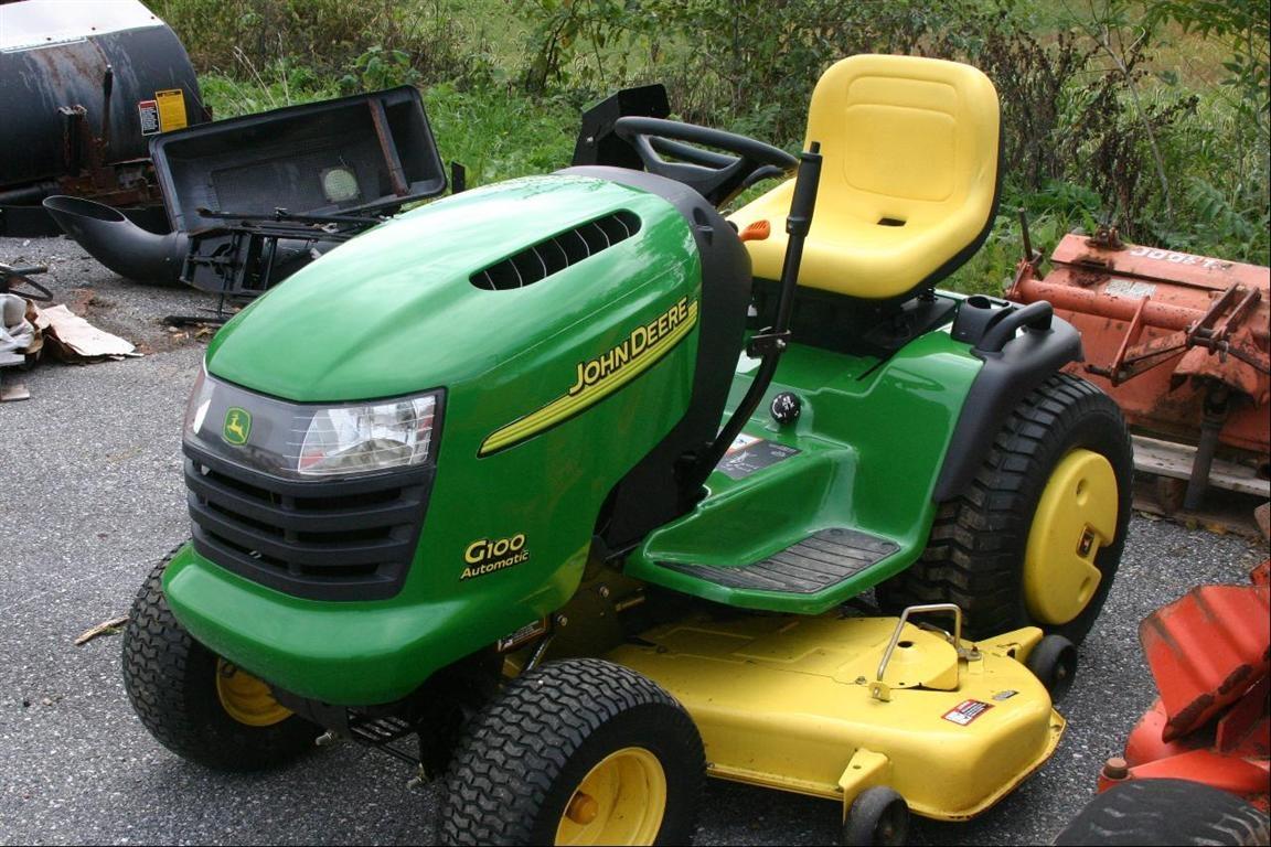 John Deere G100 Lawn Tractor Wiring Diagram Schematics 210 Garden Service Repair Tec Rh Sellfy Com 160