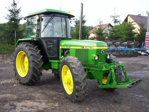 John Deere 2140 Tractor Service Repair Technical Manual