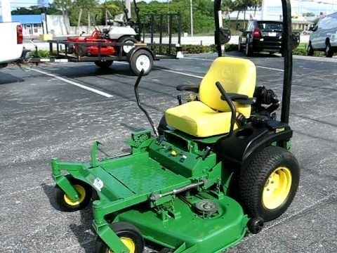 John Deere 717 and 727 Mini-Frame Z-Trak Service Repair Technical Manual[TM2043 JUN02]