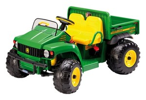John Deere Gator™ Utility Vehicle HPX 4X2 and 4X4 Gas and Diesel Service Repair Technical Manual