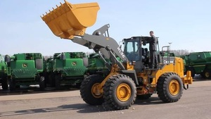 John Deere WL56 Wheel Loader Service Repair Technical Manual[TM12747 (17DEC12)]
