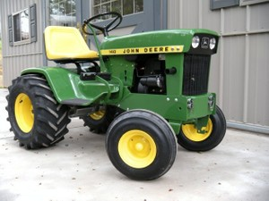John Deere 140 Hydrostatic Tractor Service Repair Technical Manual[SM-2093-(Jul-73)]