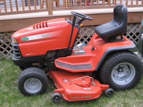 John Deere S2048,S2348 and S2554 SCOTTS YARD AND GARDEN Tractors Service Repair Technical Manual