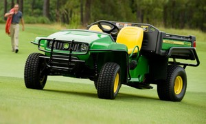 John Deere Gator Utility Vehicles Turf Gator Service Repair Technical Manual[TM1686(NOVEMBER 2003)]