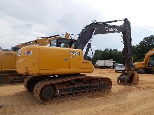 John Deere 160DLC Excavator Service Repair Technical Manual[TM10091 11JAN08]