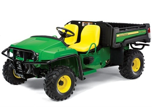 John Deere 4X2 and 4X6 Gator Utility Vehicles  Service Repair Technical Manual
