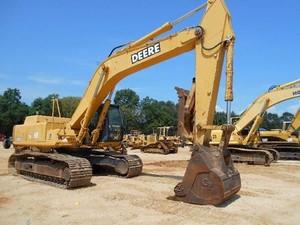 John Deere 330CLC and 370C Excavator  Service Repair Technical Manual
