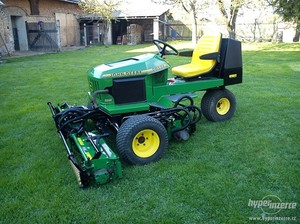 John Deere 2653A Professional Utility Mower Service Repair Technical Manual [TM1554 DEC05]